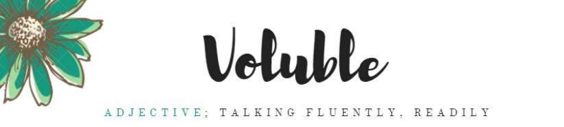 Voluble Blogger
