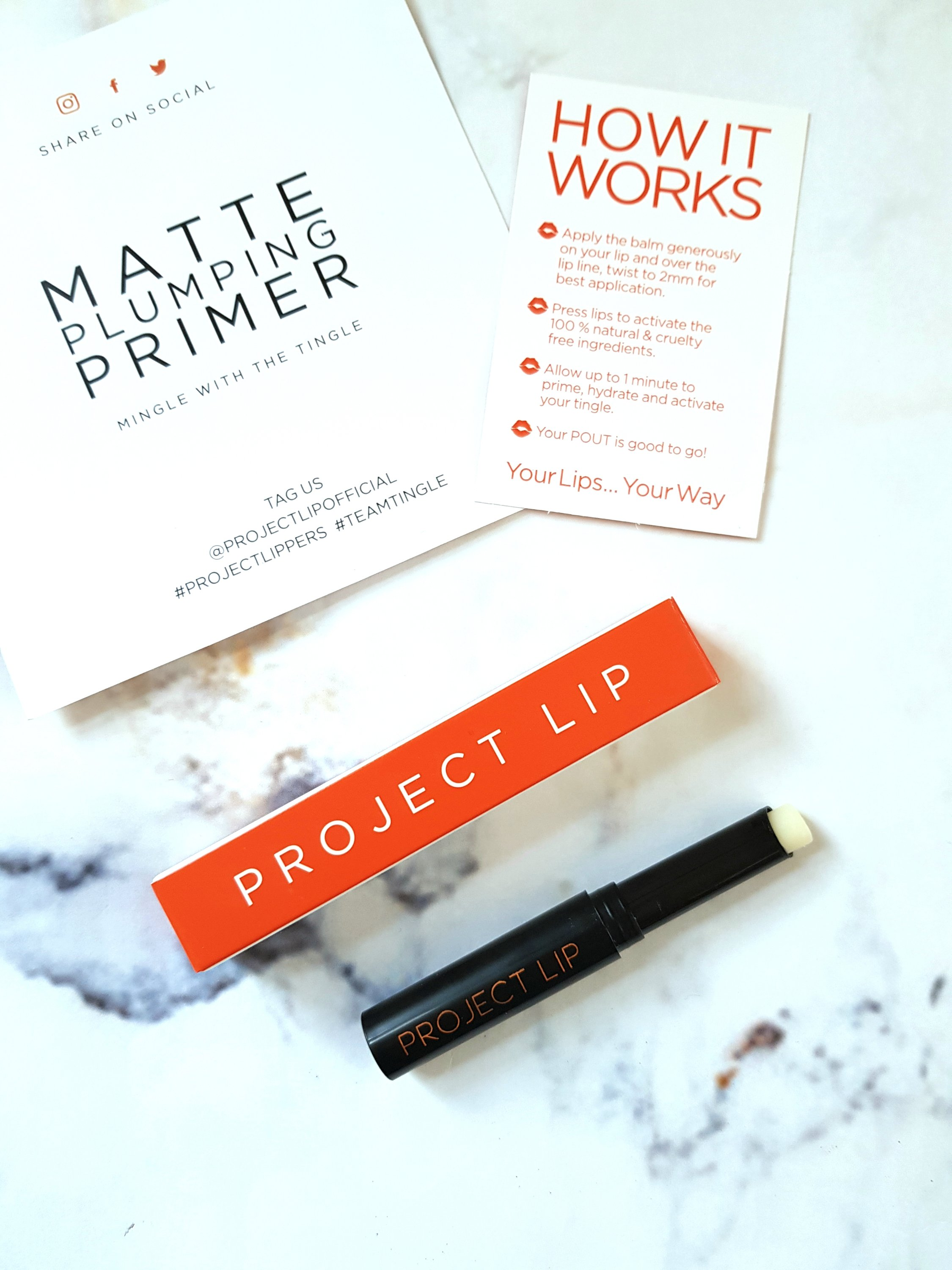 Project Lip Review – Voluble Blogger