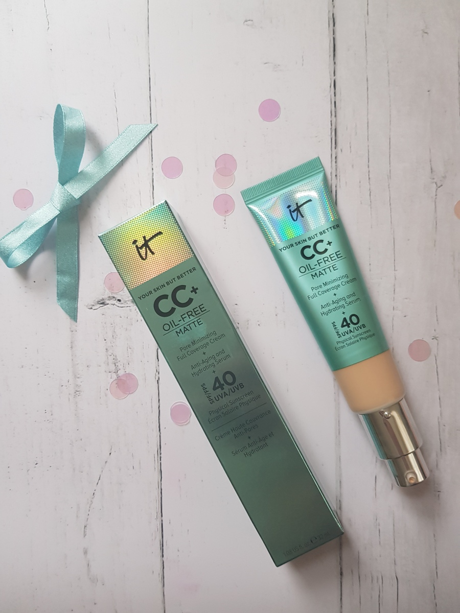 It Cosmetics Matte CC Cream Review