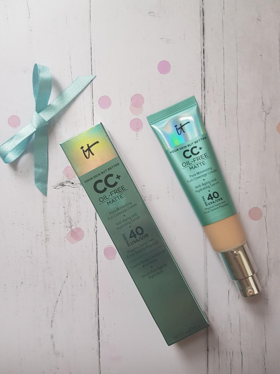 It Cosmetics Matte CC Cream Review